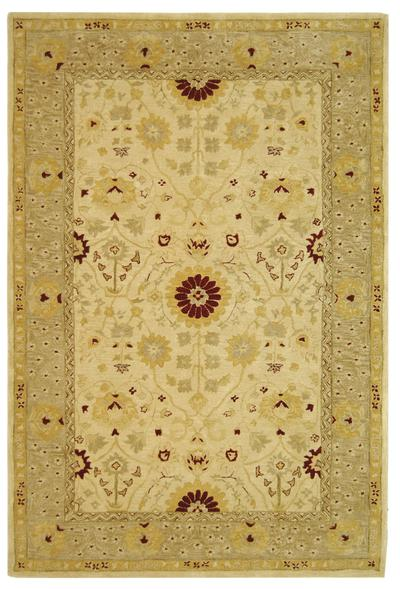 Safavieh Anatolia An550a Sand And Walnut Area Rug Free