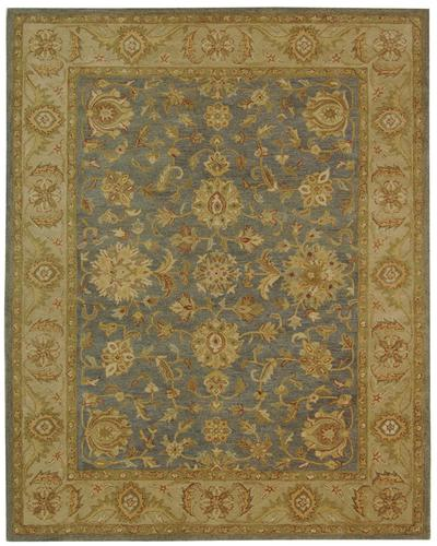 Safavieh Antiquity AT312A Blue and Beige