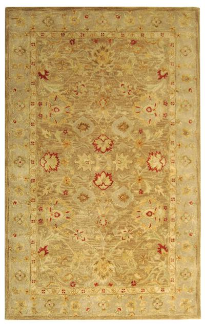 Safavieh Antiquity AT822B Brown and Beige