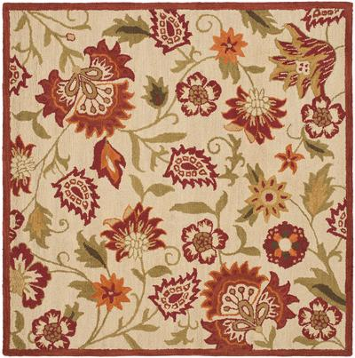 Safavieh Blossom BLM862A Beige and Multi