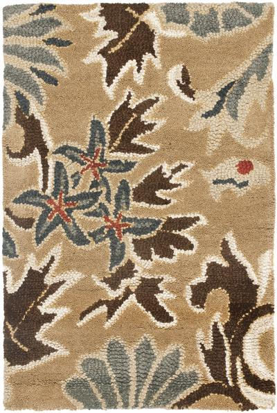 Safavieh Blossom BLM912C Beige and Multi