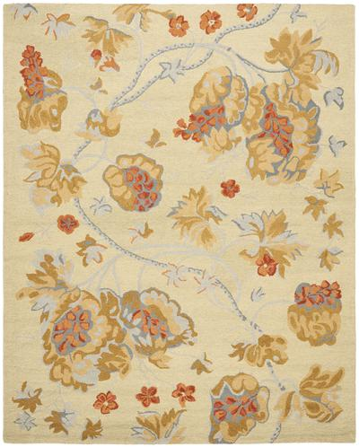 Safavieh Blossom BLM922A Beige and Multi