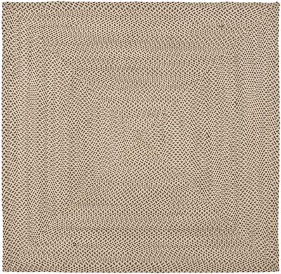 Safavieh Braided BRD173A Beige and Brown