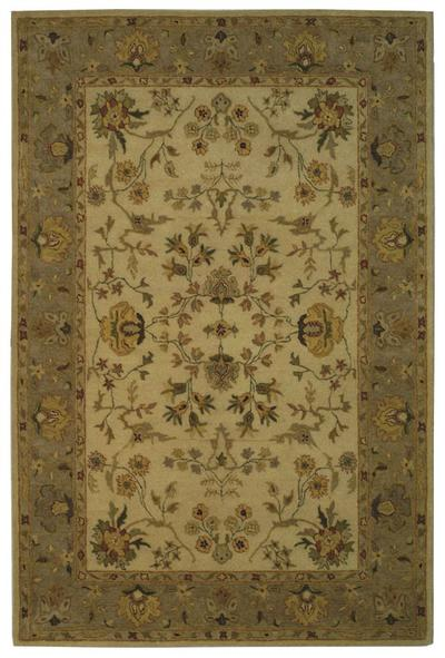 Safavieh Bergama BRG135A Ivory and Light Grey area rug