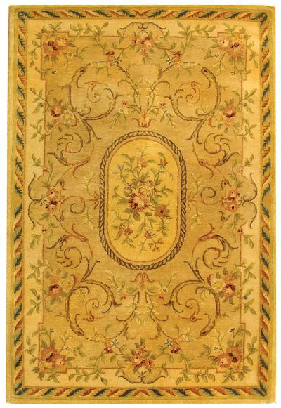 Safavieh Bergama BRG158A Beige and Ivory