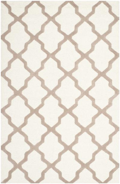 Safavieh Cambridge CAM121P Ivory and Beige