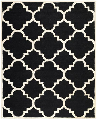 Safavieh Cambridge CAM140E Black and Ivory