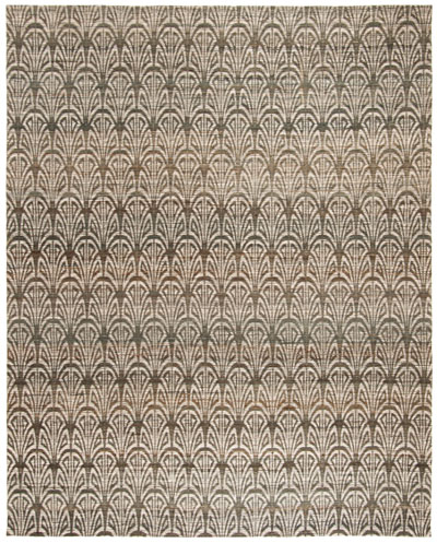 Safavieh Cape Cod CAP501B Light Beige and Grey