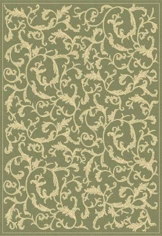 Safavieh Courtyard CY2653-1E06 Olive and Natural