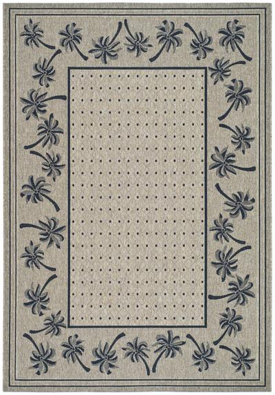 Safavieh Courtyard CY5148H Coffee and Black area rug