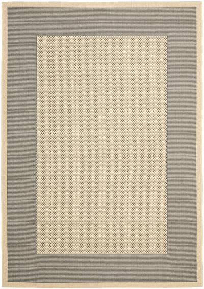 Safavieh Courtyard CY7987-65A5 Grey and Cream