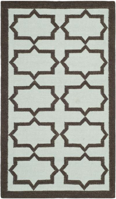 Safavieh Dhurries DHU549A Light Blue area rug