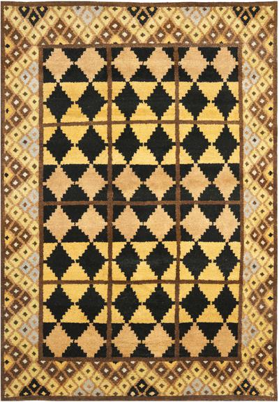 Safavieh Gabbeh GB222A Assorted area rug