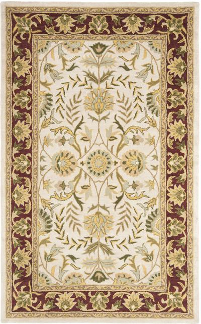 Safavieh Heritage HG261A Beige and Red