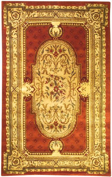 Safavieh Heritage HG755A Red