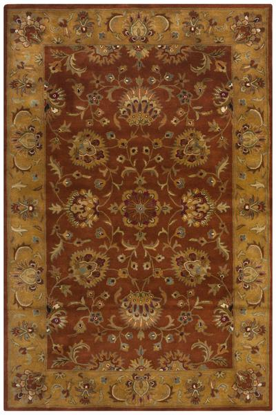Safavieh Heritage HG820A Red and Natural