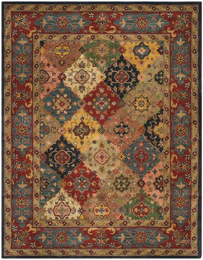 Safavieh Heritage HG926A Red and Multi