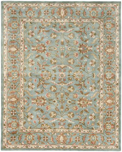 Safavieh Heritage HG969A Blue and Blue area rug