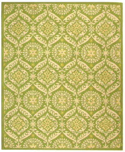Safavieh Chelsea  HK356B Green and Beige