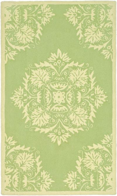 Safavieh Chelsea  HK359B Green and Beige