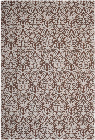 Safavieh Chelsea HK368B Brown and Grey area rug