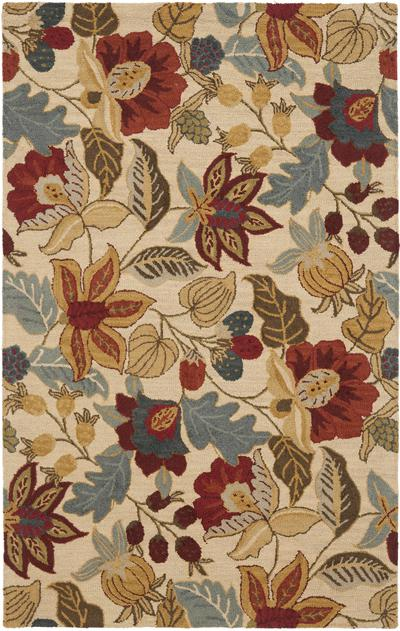 Safavieh Jardin JAR952B Beige and Multi area rug