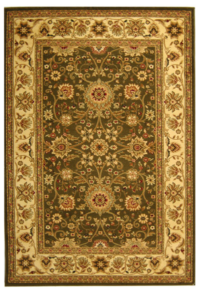 Safavieh Lyndhurst LNH212C Sage and Ivory area rug