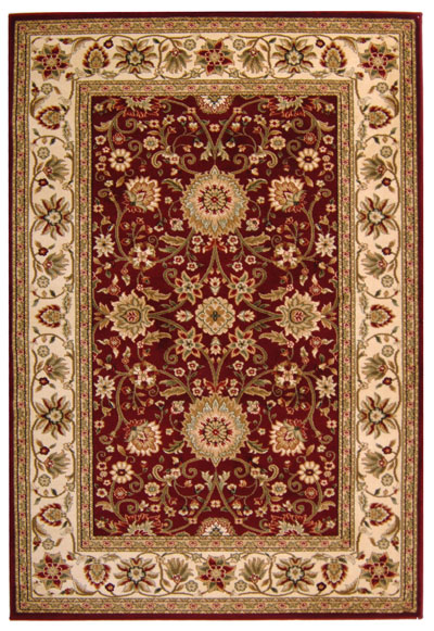 Safavieh Lyndhurst LNH212F Red and Ivory