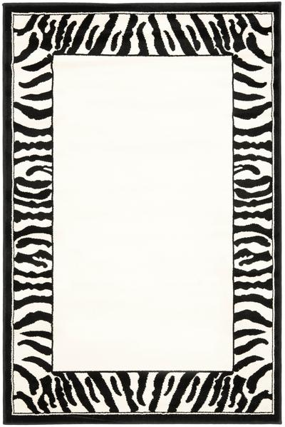 Safavieh Lyndhurst LNH227A White and Black area rug