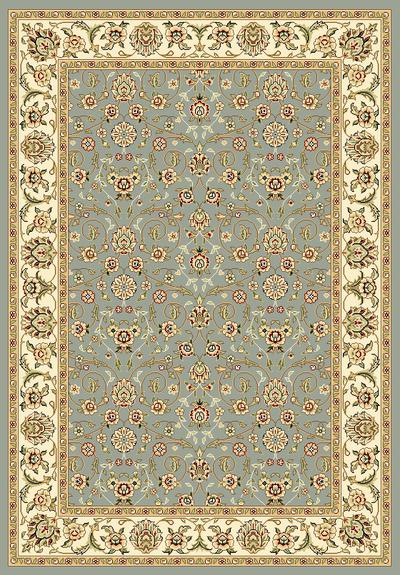 Safavieh Lyndhurst LNH312B Light Blue and Ivory