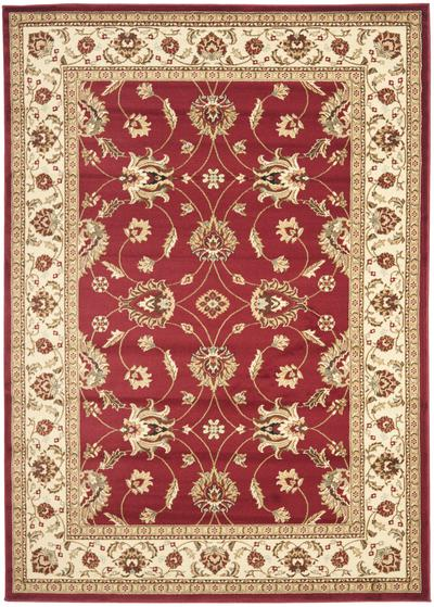 Safavieh Lyndhurst LNH553-4012 Red and Ivory area rug