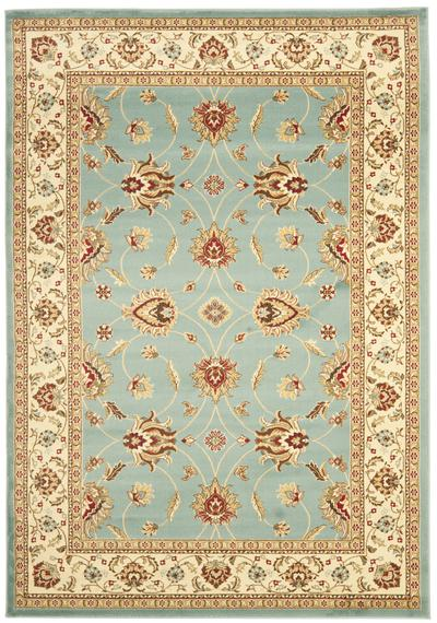 Safavieh Lyndhurst LNH553-6512 Blue and Ivory