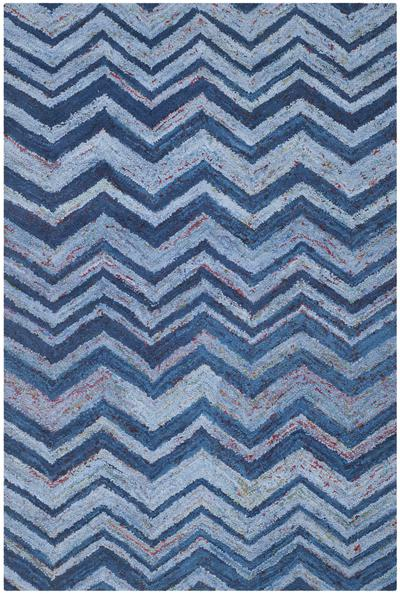 Safavieh Nantucket NAN145A Blue and Multi
