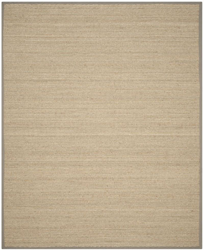 Safavieh Natural Fiber NF115P Natural and Grey