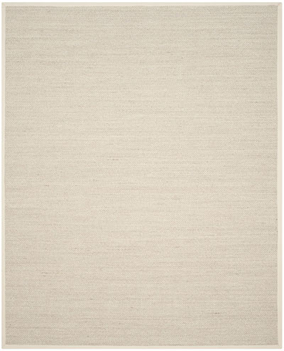 Safavieh Natural Fiber NF143C Marble and Beige