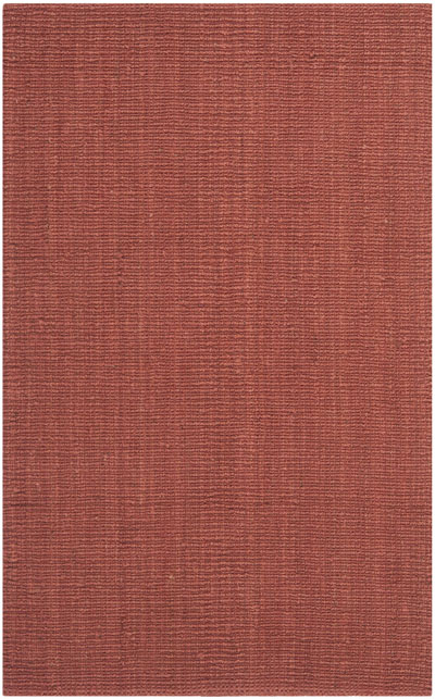Safavieh Natural Fiber NF447C Rust