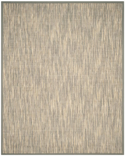 Safavieh Natural Fiber NF474B Natural and Grey