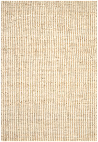 Safavieh Natural Fiber NF734A Natural and Ivory