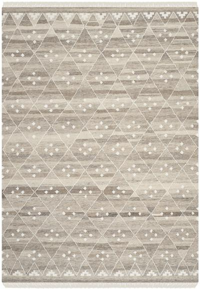 Safavieh Natural Kilim NKM316B Natural and Ivory