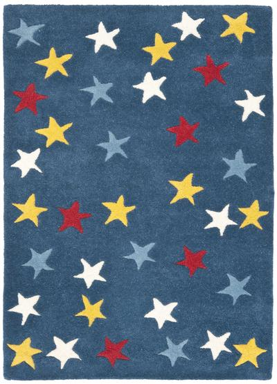 Safavieh Novelty NOV412A Blue and Multi