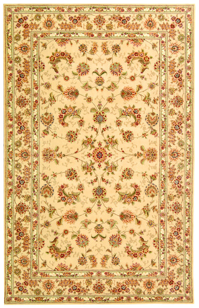Safavieh Persian Court PC112C Beige and Beige area rug