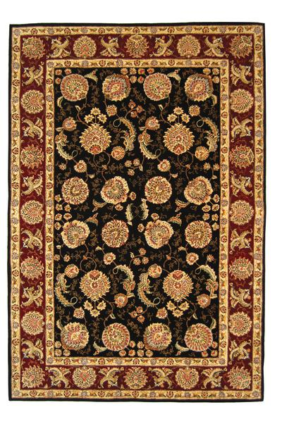 Safavieh Persian Court PC131B Black and Red