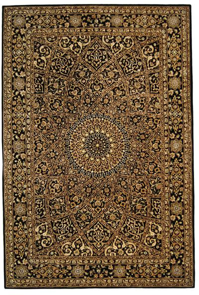 Safavieh Persian Court PC155B Black