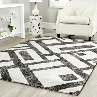 Safavieh Porcello PRL3730B Black and Grey