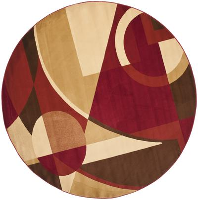 Safavieh Porcello PRL6845-4091 Red and Multi area rug