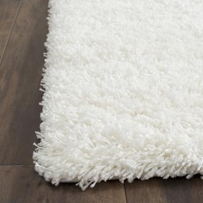Safavieh California Shag SG151-1010 White