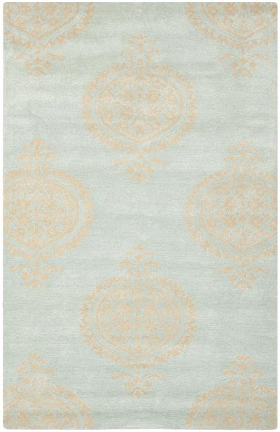 Safavieh Soho SOH703A Blue and Beige