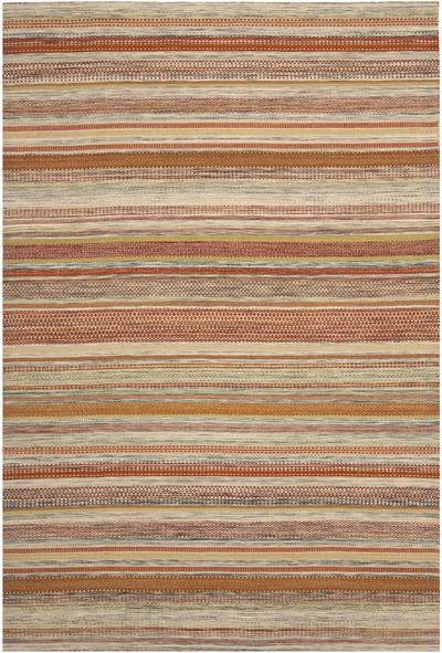 Safavieh Striped Kilim STK311A Beige