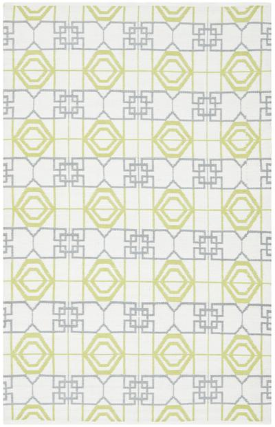 Safavieh Thom Filicia TMF127B White and Grey