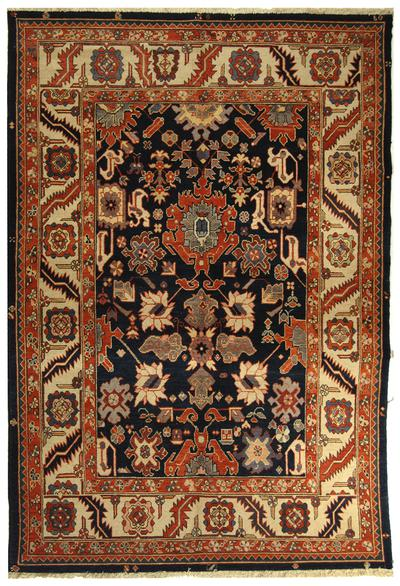 Safavieh Turkistan TRK113A Blue and Red area rug